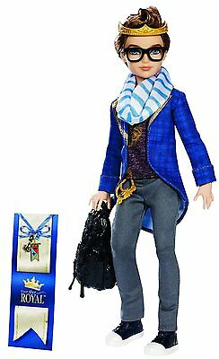 Brand New Ever After High Royal Gift Set Dexter Charming Doll