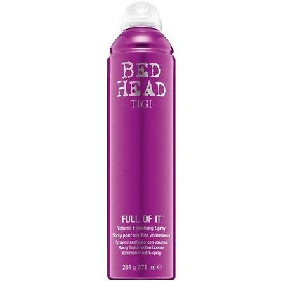 Tigi Bed Head Fully Loaded Full Of It Volume Finishing Spray 371ml (38,81€/1l)