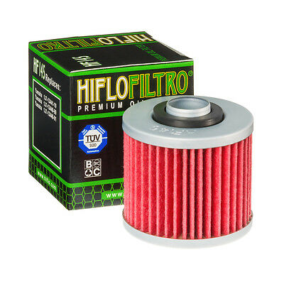 Hiflo HF204 Motorcycle Oil Filter Multipack X 6 for Triumph Tiger 800 XR 2017