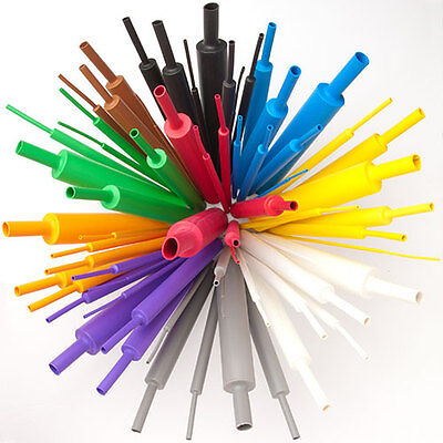 3:1 Polyolefin Shrinkflex Heat Shrink Tubing - 1.2m lengths