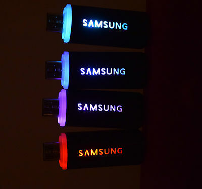 LED Micro USB 2.0 Data Sync Charger Charge Cable Cord For Samsung Galaxy S5 Note