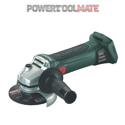 Metabo W18LTX 18v 115mm Angle Grinder - Naked - Body Only