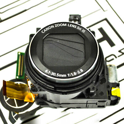 Canon Powershot G15 Lens Zoom Unit Assembly With CCD Image Sensor Repair Part
