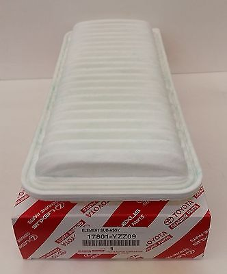 Toyota Oem Factory Air Filter  2006-2010 Highlander Hybrid 17801-Yzz09
