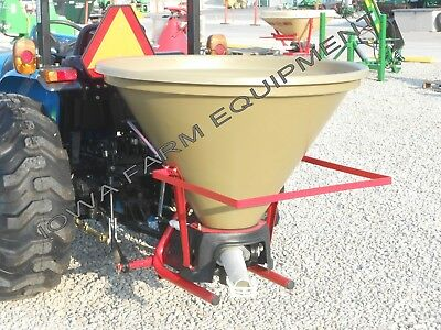 Vicon PS-225 5Bu Pendulum Grass Seeder,Fertilizer Spreader w/3Bu Extension!