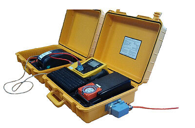 TnT Test n Print Unit 3PLM - 3 Phase Appliance Tester with Printer & 20A/32A Loa