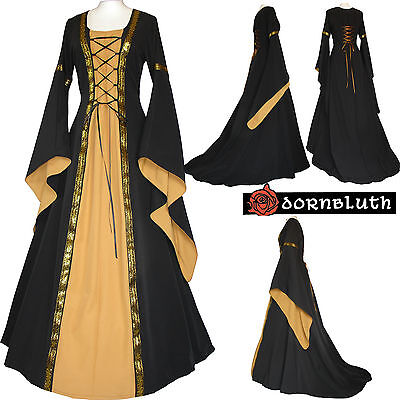 MEDIEVAL dress ANNA, Tailor Made in Germany, made-to-measure