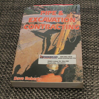 Pipe & Excavation Contracting Book construction builders American Contractor's