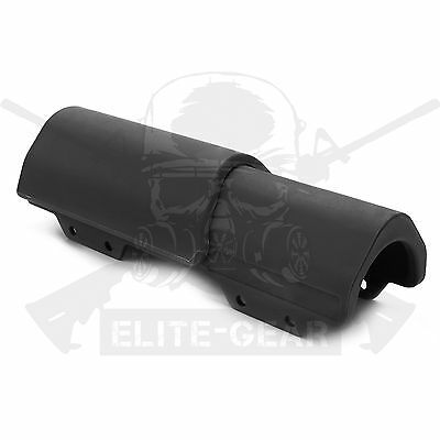 "Black Airsoft Tactical Cheek Riser Rest Pad 1/2""inch for CTR MOE Stock Buttstock"