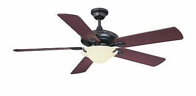 """52P-604-5HK-13 Savoy House Macon 52"""" Indoor Ceiling Fan with Wall Mounted Remote"""