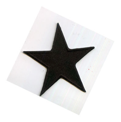 Black Star/schwarzer Stern Patch (Mbp 090)