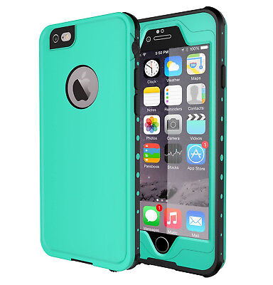 Shockproof Snow Heavy For iPhone 6S Plus Waterproof Case Built-in Screen Protect