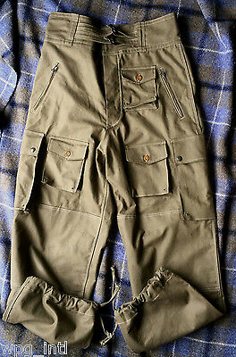 """French Para Extreme Orient TAP Uniform Trousers Indochina Indochine 46"""" Waist"""