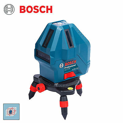 Bosch GLL5-50X Professional 5-Line Self-Levelling Lasers Upgraded from GLL 5-50