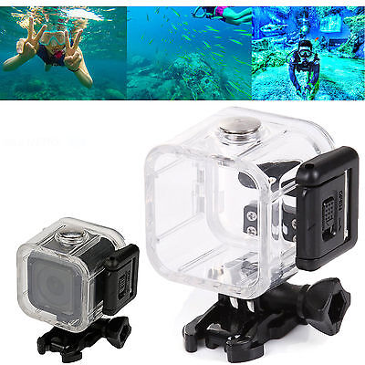 For Gopro Hero 5 4 Session 40m Underwater Waterproof Diving Housing Cover Case