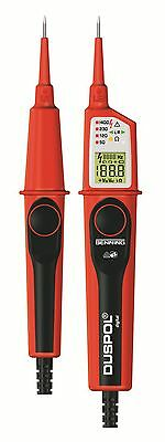 Duspol Digital Precision CAT IV Voltage Tester with Vibrating Alarm & Phase Sequ