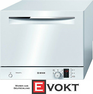 Bosch Serie 4 SKS62E22EU Compact Dishwasher Table Top SilencePlus Genuine NEW
