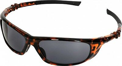 Molucca ™ Smoke Lens RETRO Cycling / Safety Glasses / Sunglasses - NEW Sealed