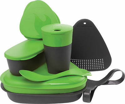 New Light My Fire Mealkit 2.0 Green Camping Gear LMF00687
