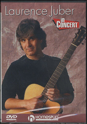 Laurence Juber In Concert Guitar Performance DVD Caffe Milano Nashville