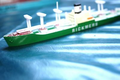 Rickmers Line  Cargo ship from Triang Minic Ships.