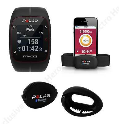 Polar M400 GPS Bluetooth H7 and 24/7 Activity Tracker Various Exclusive Models
