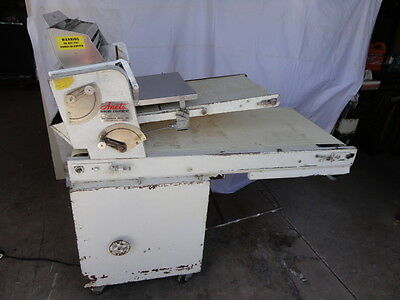 Anets Mdr-6-Smb Free Standing Dough Sheeter.  Bakery Dough Roller.