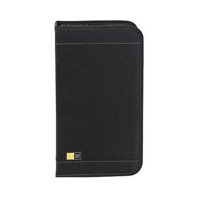 Case Logic CDW-64 CD Wallet Disc Black