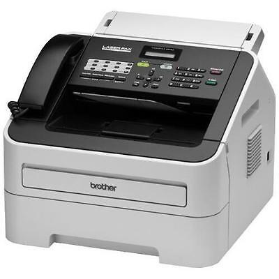 Brother FAX-2840 Mono Laser - Brother IntelliFax 2840 Mono Laser MFP (21ppm Prin