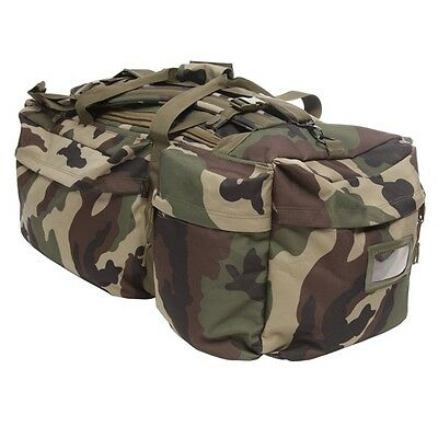 Sac Commando 100 Litres Camouflage 7 Poches Tap Armee Legion Airsoft Pr