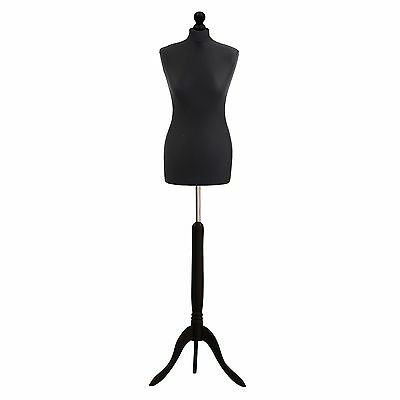 Size 8/10 Female Tailor Dummy Fashion Student Mannequin Shop Clothes Display