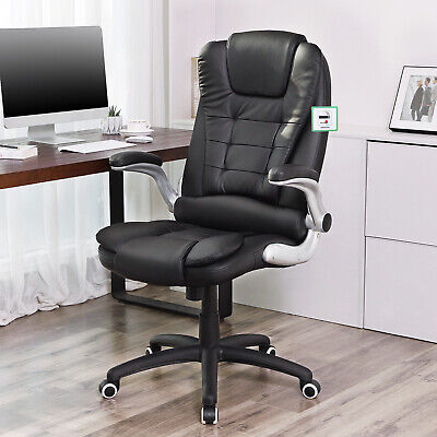 SONGMICS Office Chair Height adjustable Computer Chair Relax desk OBG51B
