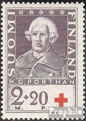 Finland 189 fine used / cancelled 1935 Red Cross