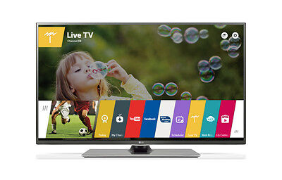 LG 55LF652V 55 Inch Full HD 1080p Freeview HD 3D Smart WiFi LED TV - Silver.