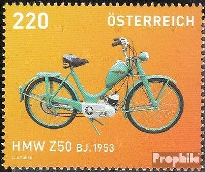 Austria 3047 unmounted mint / never hinged 2013 Motorcycle