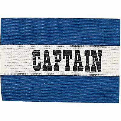 Champion Sports Youth Soccer Captains ARM Band Available IN Redblue Blue CYP-BLU