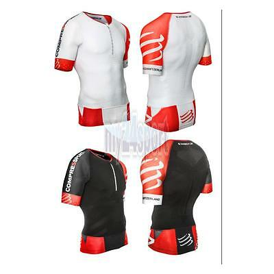 Compressport TR3 Aero Top Shirt  Herren NEU Triathlon