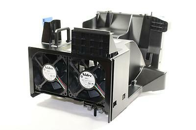 Dell GY912 H157C PowerEdge T610 Cooling Air Shroud Cover w/ Dual Fans 6MGPV