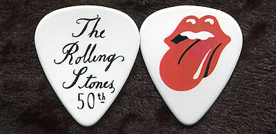 ROLLING STONES  Novelty Guitar Pick!!! 50th Anniversary #6
