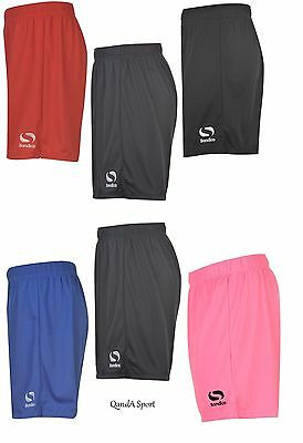 Kids Boys Girl Sondico Core Soccer Football Sports School Shorts - FREE POSTAGE