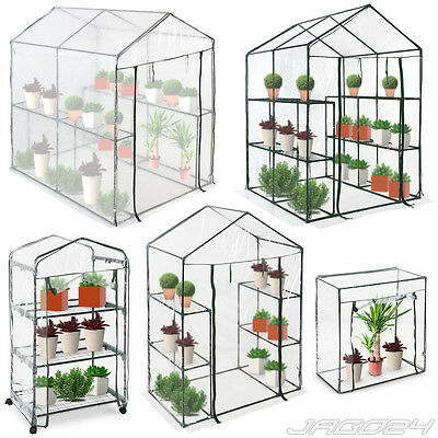 Greenhouse Garden Growhouse PVC Cover Plant Grow Green House Outdoor Gardening