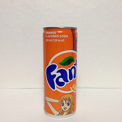 Fanta Orange One Piece Edition Full New