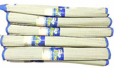 Wholesale Lot of 12 Straw Beach Mats Yoga Camping Picnic Parties Favor Lounge