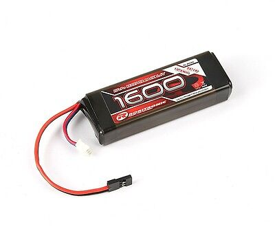Robitronic LiFe 6,6V, 1600mAh, 2/3A Straight, Empfängerpack (EH) #R05205