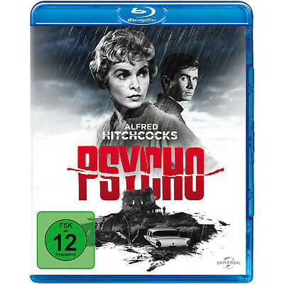 Alfred Hitchcock Collection - Psycho - (Blu-ray)