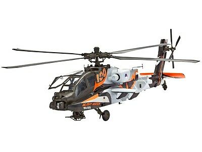 Revell AH-64D Longbow Apache 100 Years Military Aviation #04896