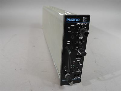 Pacific 8203,C1 Amplifier - USED