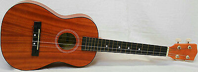 """30"""" Lauren Baritone Ukuleli Guitar  Steel String **excellent Condition And Sound"""