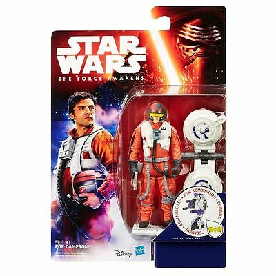 Star Wars The Force Awakens Poe Dameron action figure - New in stock