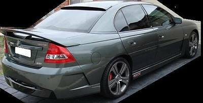 Vt Vx Vy Vz Sedan Window Spoiler Shade To Suit Holden Commodore